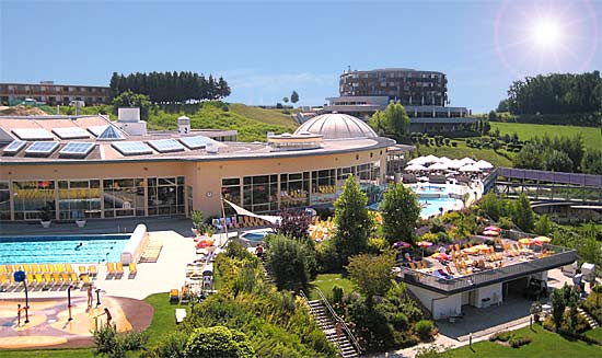 Reiters Familientherme in Stegersbach